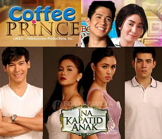 Kantar Media (October 5-8) TV Ratings: Ina Kapatid Anak Pilots Strongly, Coffee Prince Debuts Otherwise