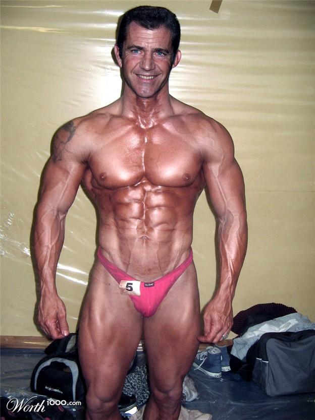 Mel Gibson Bodybuilding 11308 | DFILES