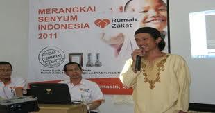 Merangkai Senyum Indonesia