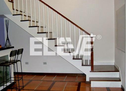 Hermosas escaleras para subir a la azotea decoraci n de - Modelos de escaleras de interiores de casas ...