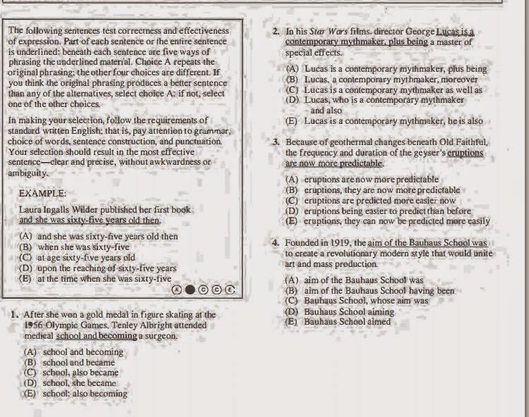 january 2012 sat essay topics