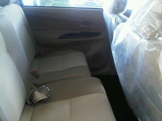 new avanza with sliding seat