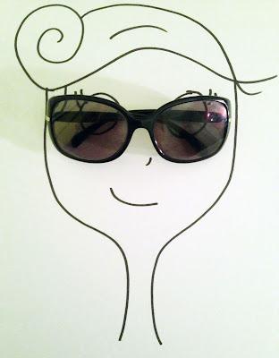 canicule 2015, lunettes de soleil