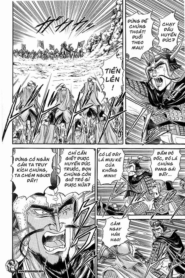 Chú Bé Rồng - Ryuuroden chap 8 - Trang 18