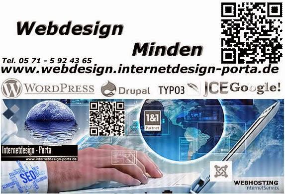 Webdesign Minden