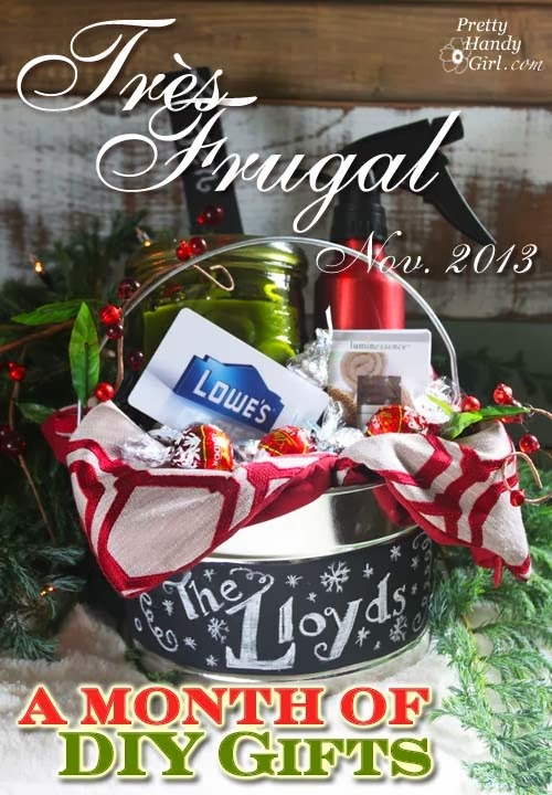 Tres Frugal gift series