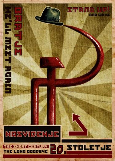 comunismo falce e martello manifesto costruttivismo