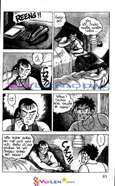 Jindodinho - Đường Dẫn Đến Khung Thành III Tập 57 page 83 Congtruyen24h