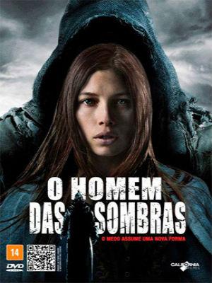 O Homem Das Sombras DVDRip AVI Dual Áudio