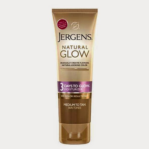 Jergens Natural Glow Medium to Tan