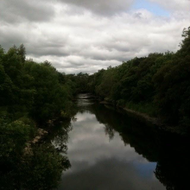 river Kent, Kendal, Cumbria