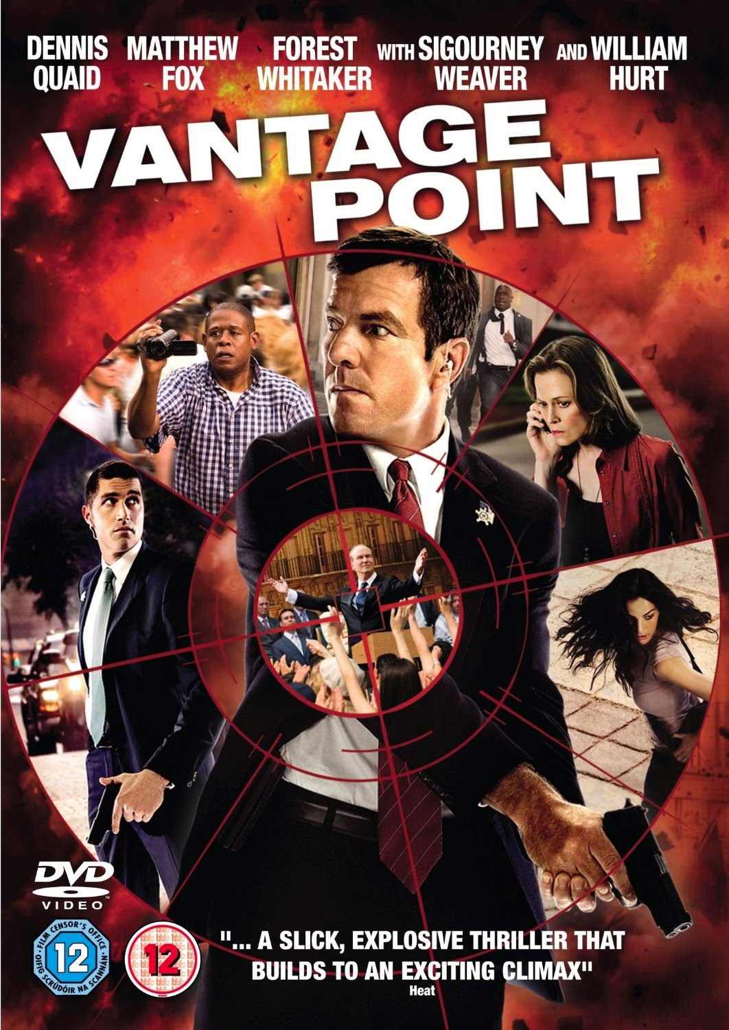 Vantage Point (2008) Full Movie