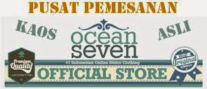 Pusat Kaos Ocean Seven Asli