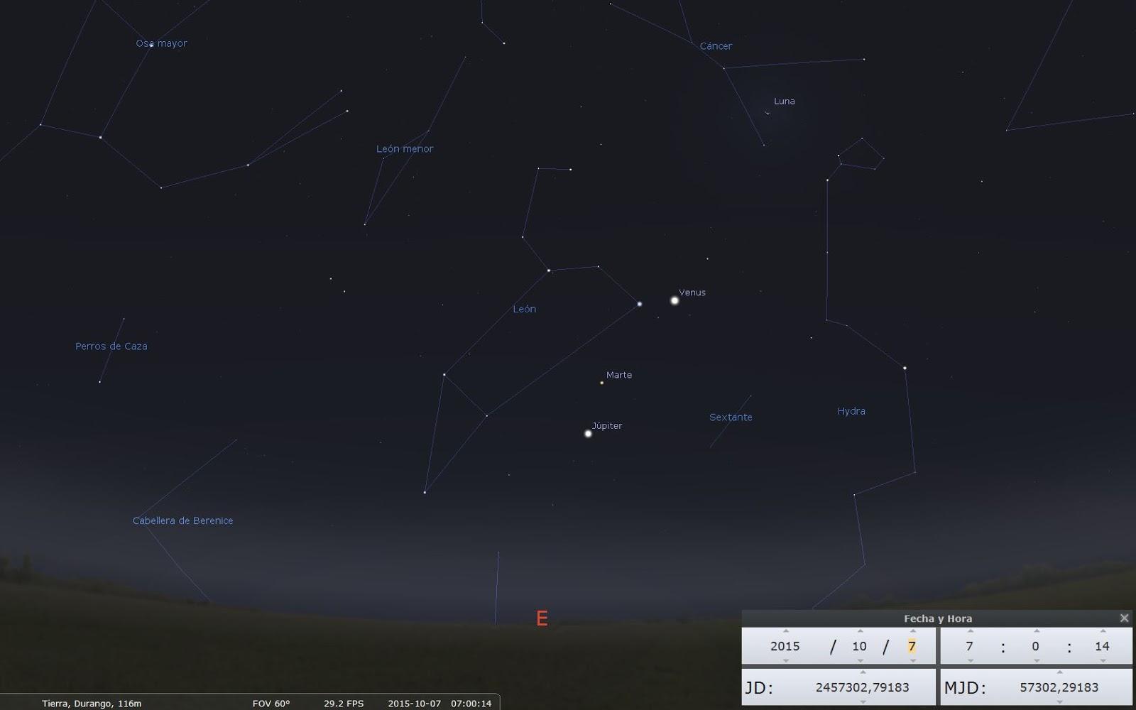 Astrof sica y f sica la luna se une a los planetas venus for En 1761 se descubrio la de venus