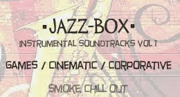Jazz Box - music collection