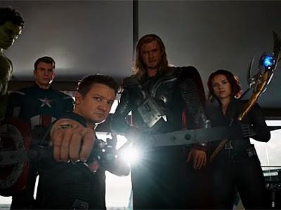 Los Vengadores estarán en la gala de entrega de los Oscar 2013