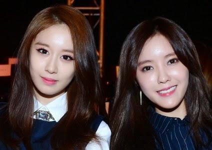 T-ara JiYeon HyoMin Studio K