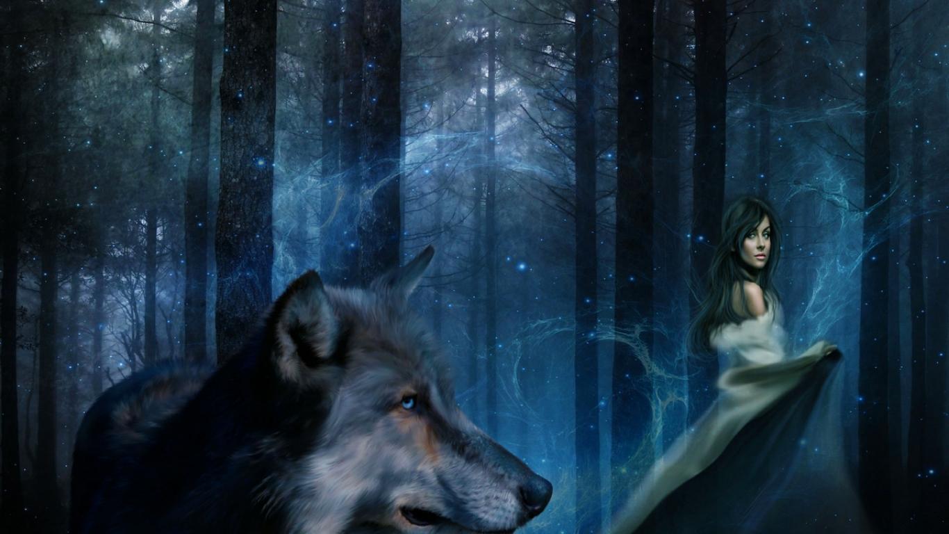 16 amazing wolf wallpapers hd tapandaola111