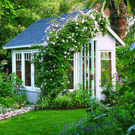 for Very small garden sheds