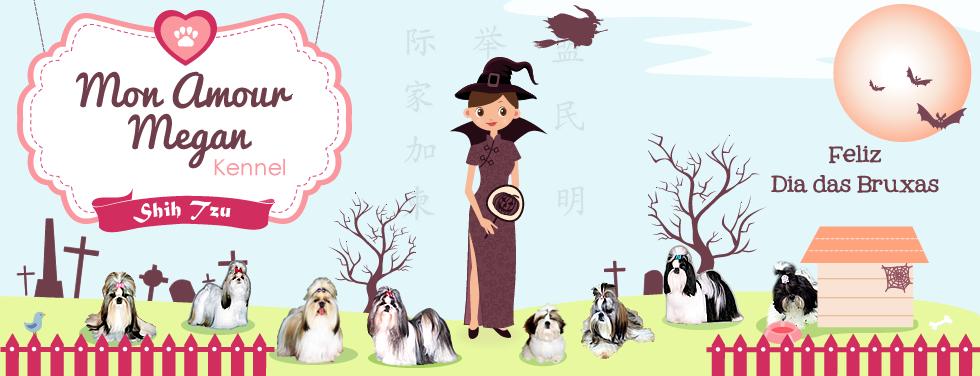 MON AMOUR MEGAN Kennel - Especializado em Shih-Tzu