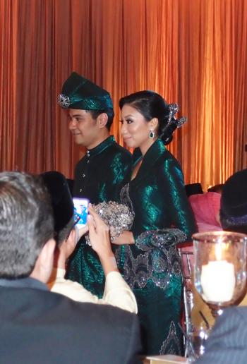 Scha al yahya dan awal wedding rings