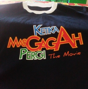 T-SHIRT The Movie