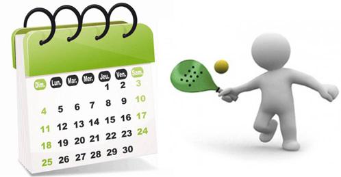Calendário de Provas Padel 2016