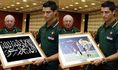 Ronaldo Masuk Islam