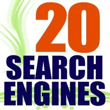 Sumbit Situs Ke 20+ Search Engines