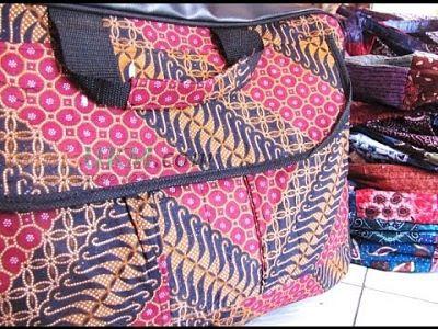 Kerajinan Limbah Tekstil