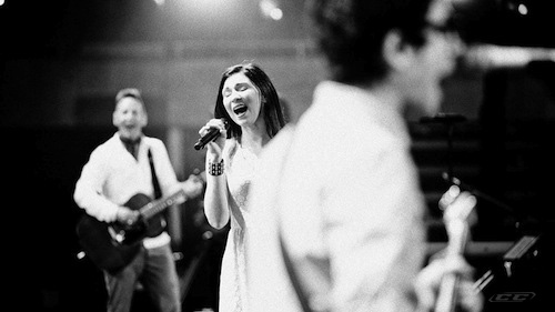 Kim Walker-Smith - Still Believe 2013 live on stage