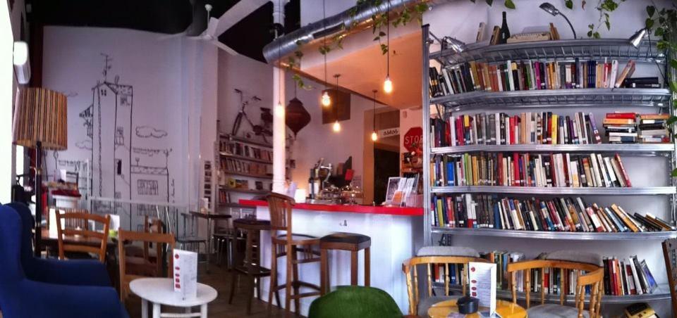 Librerías Café / Libro Bares