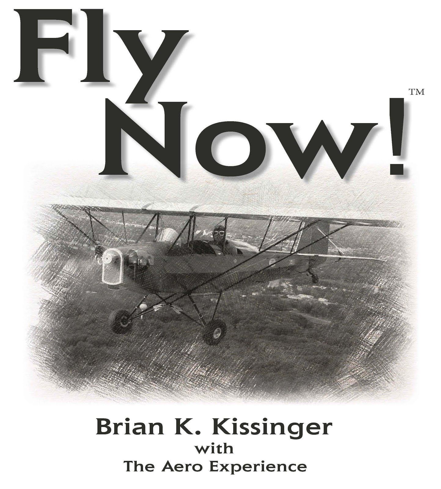 Fly Now! Book Available