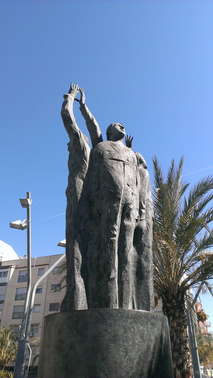 Monumento en recuerdo y memoria de las víctimas del 11-M