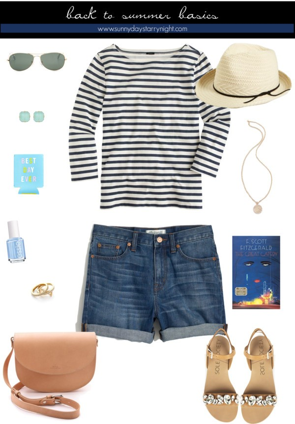 back to summer basics