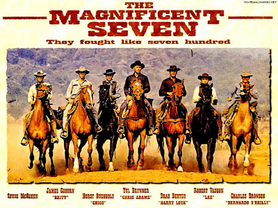 Dica Da Quanta - Sete Homens E Um Destino (The Magnificent Seven)