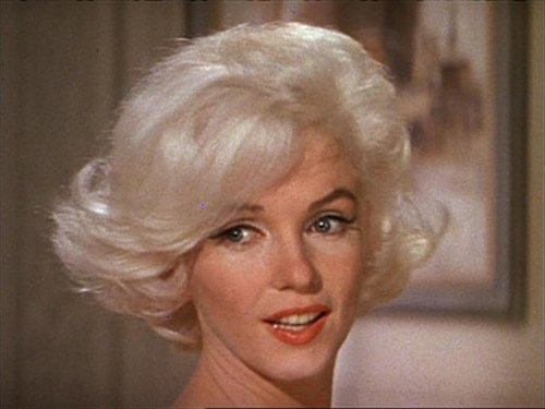 Image result for marilyn monroe in something's got to give