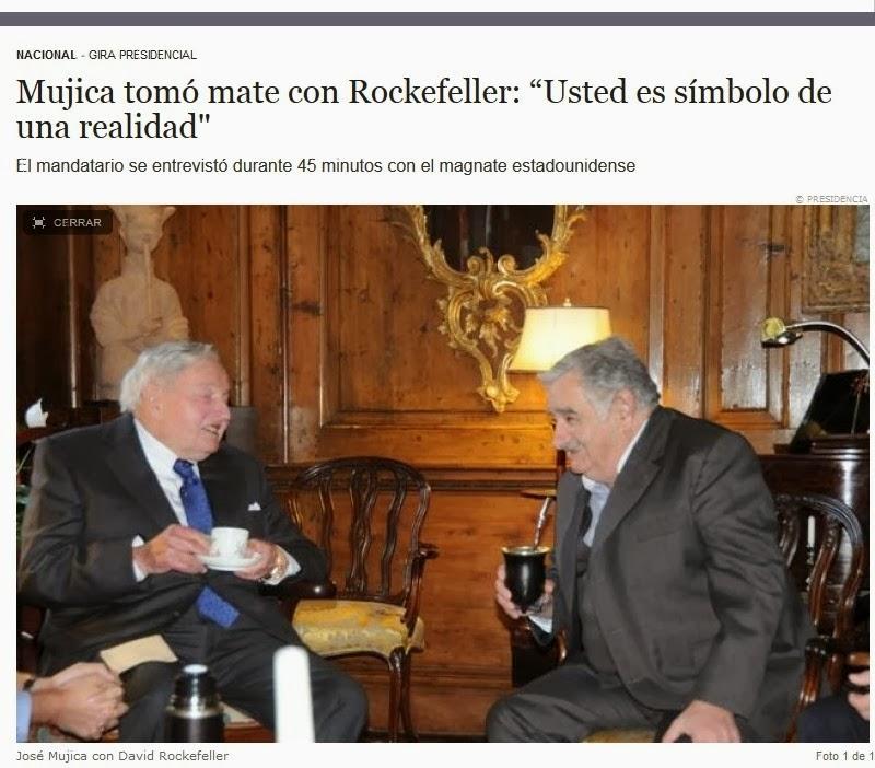 Pepe mujica, el viejo más falso del mundo