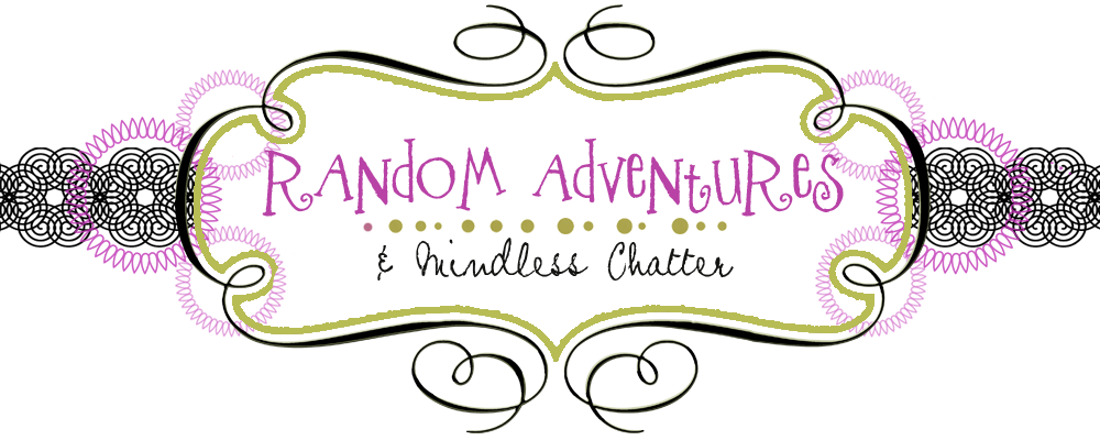 Random Adventures and Mindless Chatter