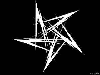 HD Pentagram Wallpaper