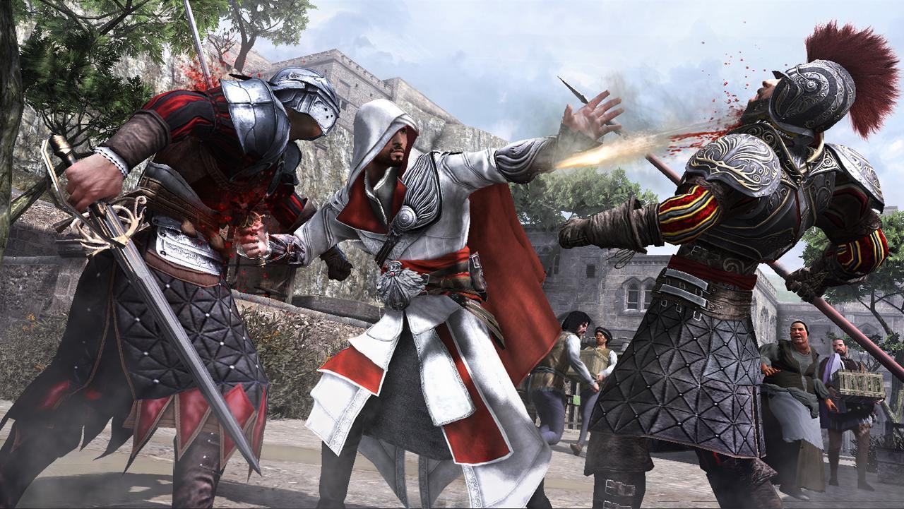 כל משחקי Assassins creed להורדה בלינק אחד מהיר  - Page 3 Assassins-creed-brotherhood-e3-screenshots-1