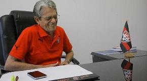 Raimundo Viana cutuca o Bahia