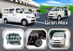 Performa Daihatsu Gran Max Mini Bus