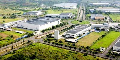 Kawasan Industri KIIC Karawang