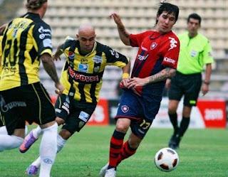 Ver Cerro Porteño vs. Santos ON LINE 14 Abril 2011