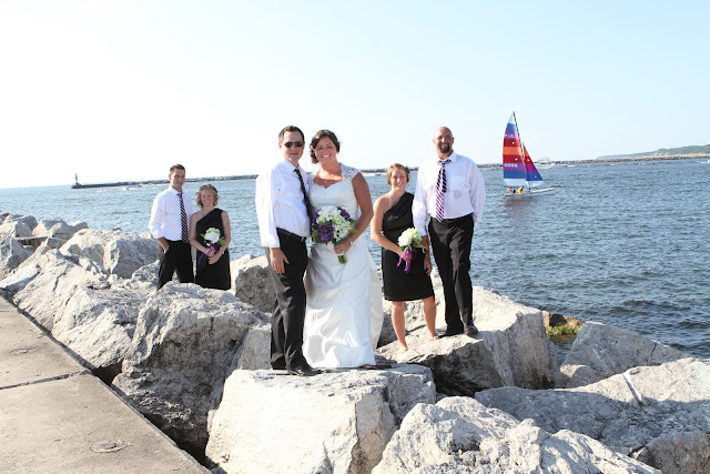 Muskegon Michigan Wedding Photographer