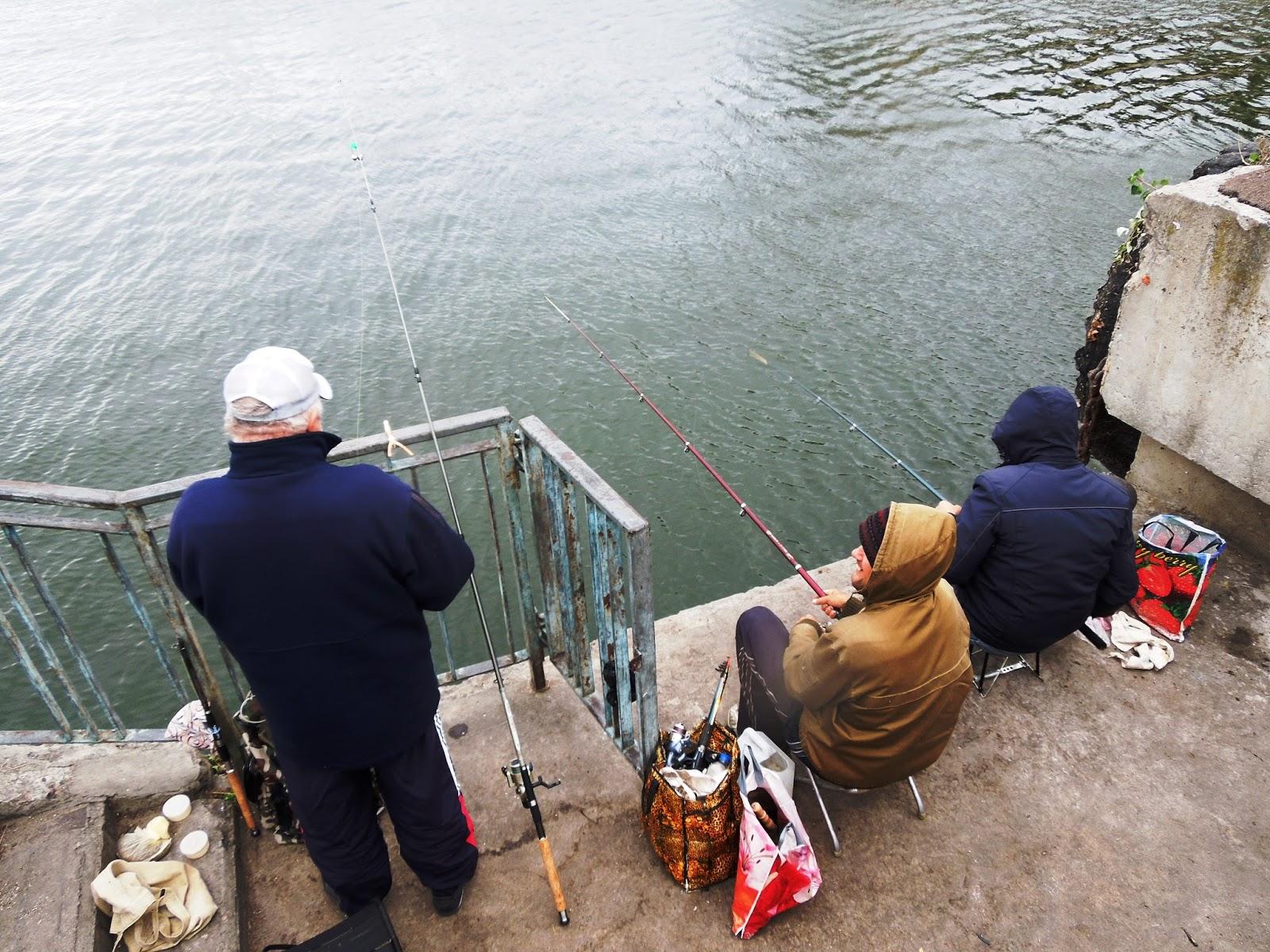 черкассы рыбалка на пирс
