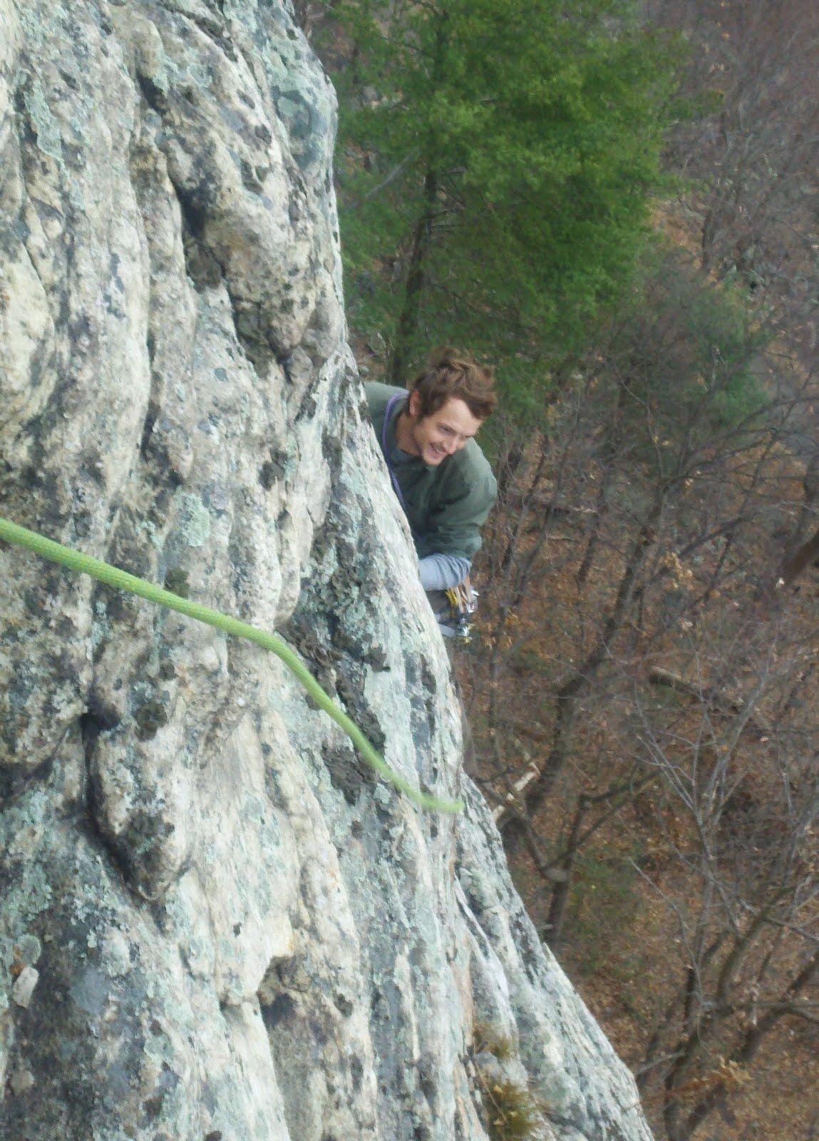 Climb and Punishment: Gunks Routes: MF (5.9)