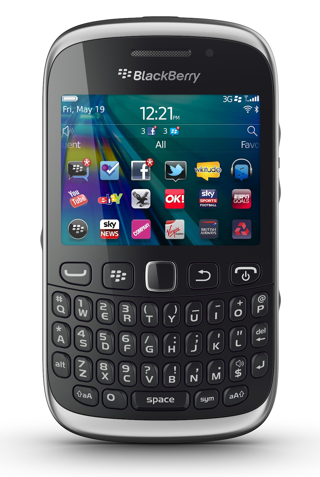 2015 Mobile Phone Recommendations  New Blackberry Curve