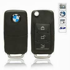 Spy Cam Car Key bmw